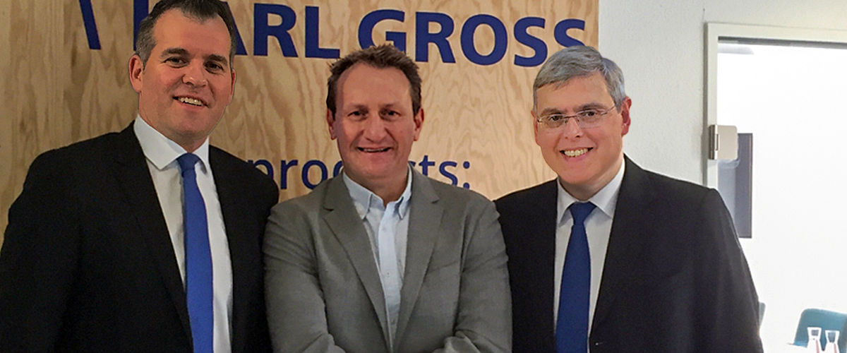 Towards South Africa: The Karl Gross Group and NATCO SA establish exclusive partnership